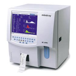 دستگاه cell counter جهت انجام تست cbc